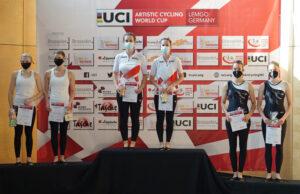 UCI ICWW Weltcup in Lemgo gestemmt