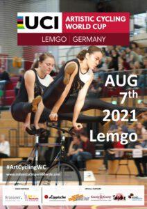 Artistic Cycling World Cup Round 2 beim Liemer RC!